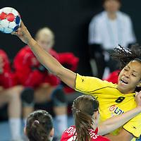 Handball test event