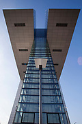 Kranhäuser / Crane buildings, Cologne.