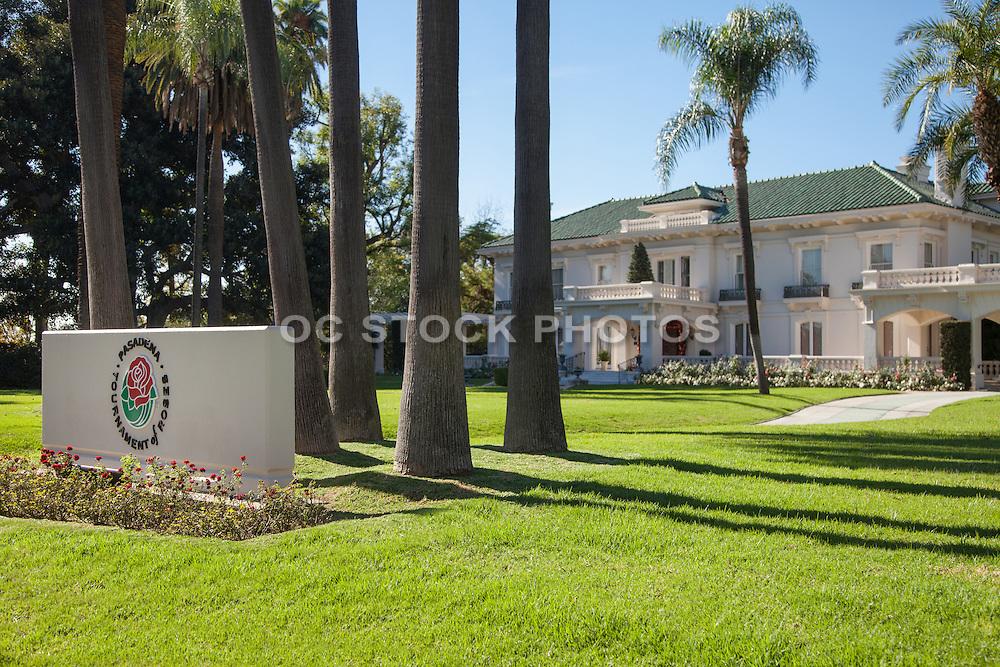 Rose Parade Tournament House Headquarters