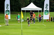 15-08-2015 Foto's van de eerste Drive, Chip en Putt - wedstrijd 2015 in Nederland voor jongens en meisjes van 7 t/m 15 jaar. Gehouden op Golfclub Zwolle.