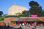 ATBK45 Castle Mall shopping centre Norwich Norfolk England