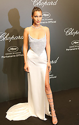 May 20, 2017 - Cannes, France - BELLA HADID.Chopard Space Party Photocall The 70th Cannes Film Festival.CANNES FRANCE MAY 19 (Credit Image: © Visual via ZUMA Press)