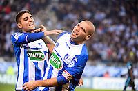 Joie Grenoble - Selim BENGRIBA - 04.01.2015 - Grenoble / Marseille - Coupe de France<br /> Photo : Gaston Petrelli  / Icon Sport