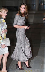 The Duchess of Cambridge visits the V & A Photography Exhibition - 10 Oct 2018