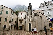 Kotor, Montenegro Church of St. Luke