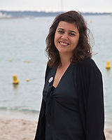 Director Alice Furtado at Sick, Sick, Sick (Sem Seu Sangue) film photo call at the Cannes Directors' Fortnight, Friday 24th May 2019, Plage Quinzaine, C-Beach, Cannes, France. Photo credit: Doreen Kennedy