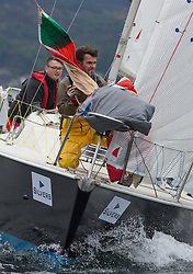 Day one of the Silvers Marine Scottish Series 2016, the largest sailing event in Scotland organised by the  Clyde Cruising Club<br /> Racing on Loch Fyne from 27th-30th May 2016<br /> GBR8542N, Lola, John Anderson, HMS Neptune SC, Sonata OD<br /> <br /> <br /> Credit : Marc Turner / CCC<br /> For further information contact<br /> Iain Hurrel<br /> Mobile : 07766 116451<br /> Email : info@marine.blast.com<br /> <br /> For a full list of Silvers Marine Scottish Series sponsors visit http://www.clyde.org/scottish-series/sponsors/