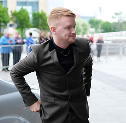 British Soap Awards, Saturday 3rd June 2017<br /> <br /> Stars arrive on the red carpet for the British Soap Awards 2017<br /> <br /> Mikey North from Coronation Street <br /> <br /> (c) Alex Todd | Edinburgh Elite media