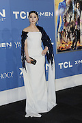 May 10, 2014 - New York, NY, USA -<br /> <br /> X-Men: Days Of Future Past World Premiere<br /> <br /> Fan Bingbing attending the 'X-Men: Days Of Future Past' world premiere at Jacob Javits Center onMay 10, 2014 in New York City ©Exclusivepix