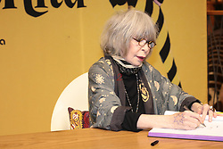 June 13, 2018 - Brazil - Brazilian singer Rita Lee launches her new book at Livraria Cultural Conjunto Nacional in Sao Paulo. (Credit Image: © Leco Viana/Pacific Press via ZUMA Wire)
