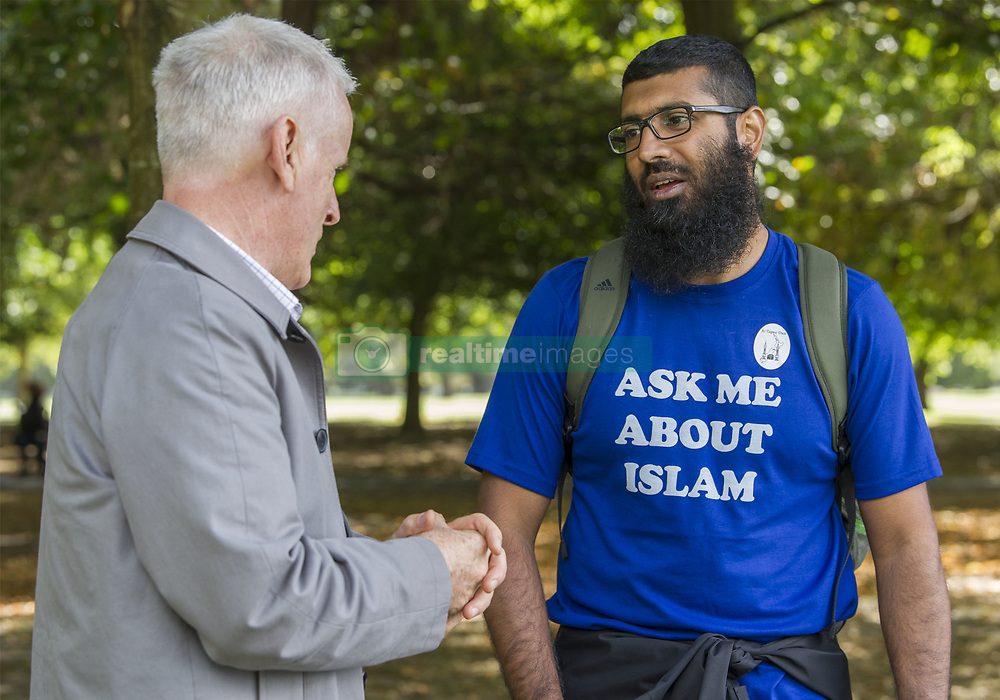 March 29, 2019 - Christchurch, Canterbury, New Zealand - Thousands of people attend a National Remembrance Service for  victims of the March 15 Christchurch mosques terrorist attack. The 'We Are One' service in Hagley Park was led by the city, the Government of New Zealand, Ngaii Tahu and the Muslim community. The service, live-streamed worldwide, included an address by Prime Minister Jacinda Ardern, the reading of the names of the 50 people killed, and musical performances including one by Yusuf Islam/Cat Stevens. Representatives from nearly 60 countries attended the service under tight security. (Credit Image: © PJ Heller/ZUMA Wire)
