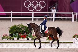 Wettstein Estelle, SUI, West Side Story, 165<br /> Olympic Games Tokyo 2021<br /> © Hippo Foto - Stefan Lafrentz<br /> 25/07/2021