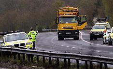 Jailed Police Car Rammed
