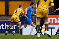 Macauley Southam-Hales. Stockport County FC 1-1 Hartlepool United FC. Vanarama National League. Edgeley Park. 27.3.21