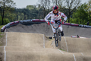 #209 (MILANO Jefferson) VEN at the 2016 UCI BMX Supercross World Cup in Papendal, The Netherlands.