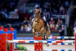 Vermeir Wilm, BEL, Gentiane de la Pomme<br /> Jumping International de Bordeaux 2020