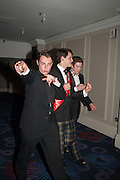 HARRY NOLAN; TOMMY VERMEIR; CHARLES BEHAN;, THE 35TH WHITE KNIGHTS BALLIN AID OF THE ORDER OF MALTA VOLUNTEERS' WORK WITH ADULTS AND CHILDREN WITH DISABILITIES AND ILLNESS. The Great Room, Grosvenor House Hotel, Park Lane W1. 11 January 2014