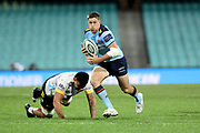 Alex Newsome. Waratahs v Hurricanes. 2021 Super Rugby Trans Tasman Round 1 Match. Played at Sydney Cricket Ground on Friday 14 May 2021. Photo Clay Cross / photosport.nz