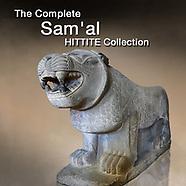 Sam'al Hittite Relief Sculptures Art - Art