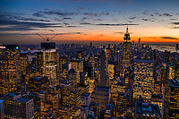 Manhattan @ Twilight