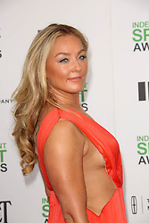 Elisabeth Rohm at the 2014 Film Independent Spirit Awards Arrivals, Santa Monica Beach, Santa Monica, United States, Saturday, 1st March 2014. Picture by Hollywood Bubbles / i-Images<br /> UK ONLY