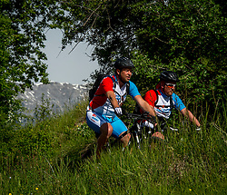 26-05-2016 SPA: BvdGF WeBike2ChangeDiabetes Challenge, Perarrua<br /> Dag 6  Castejon de Sos – Perarrua /  Vanaf Castejon de Sos naar het hoogste punt van deze week. We fietsen dan tot 2.090 hoogtemeters vanaf het hotel dat op 800 hoogtemeters ligt. Een transfer brengt ons naar Campo. In Campo hebben we een alternatief laatste stukje door per raft de kolkende rivier af te dalen naar Perarrua.