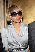 Mary J. Bldge at The Dream's Black Tie Album Release Party held at The Hiro Ballroom on March 11, 2008 in New York City.  ..The Dream- Platinum-selling, award-winning, R&B Recording Artist, Writer and Producer, whose sophomore album, Love vs. Money, out NOW!