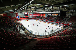 During Alps League Ice Hockey match between HDD SIJ Jesenice and HK SZ Olimpija on March 2, 2020 in Ice Arena Podmezakla, Jesenice, Slovenia. Photo by Peter Podobnik / Sportida