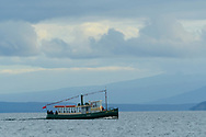 Oceania, New Zealand, Aotearoa, North Island, Lower Hutt, Wellington harbor,Ernest Kemp, water taxi,