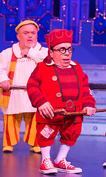 "© Licensed to London News Pictures. 06/12/2012. London, England. Pictured: Warwick Davis. Priscilla Presley makes her pantomime debut in ""Snow White and the Seven Dwarfs"" at the New Wimbledon Theatre, Wimbledon, from 7 December 2012 to 13 January 2013. Warwick Davis and Jarred Christmas star alongside her. Photo credit: Bettina Strenske/LNP"