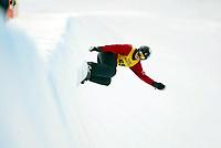 Snøbrett, 28. mars 204, NM halfpipe, Silje Popperud