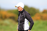 Deirdre Smith (Co. Louth) during the final round at the Irish Woman's Open Stroke Play Championship, Co. Louth Golf Club, Louth, Ireland. 12/05/2019.<br /> Picture Fran Caffrey / Golffile.ie<br /> <br /> All photo usage must carry mandatory copyright credit (© Golffile | Fran Caffrey)