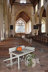 St Peter & St Paul church, Salle, Norfolk, UK Sep 2019