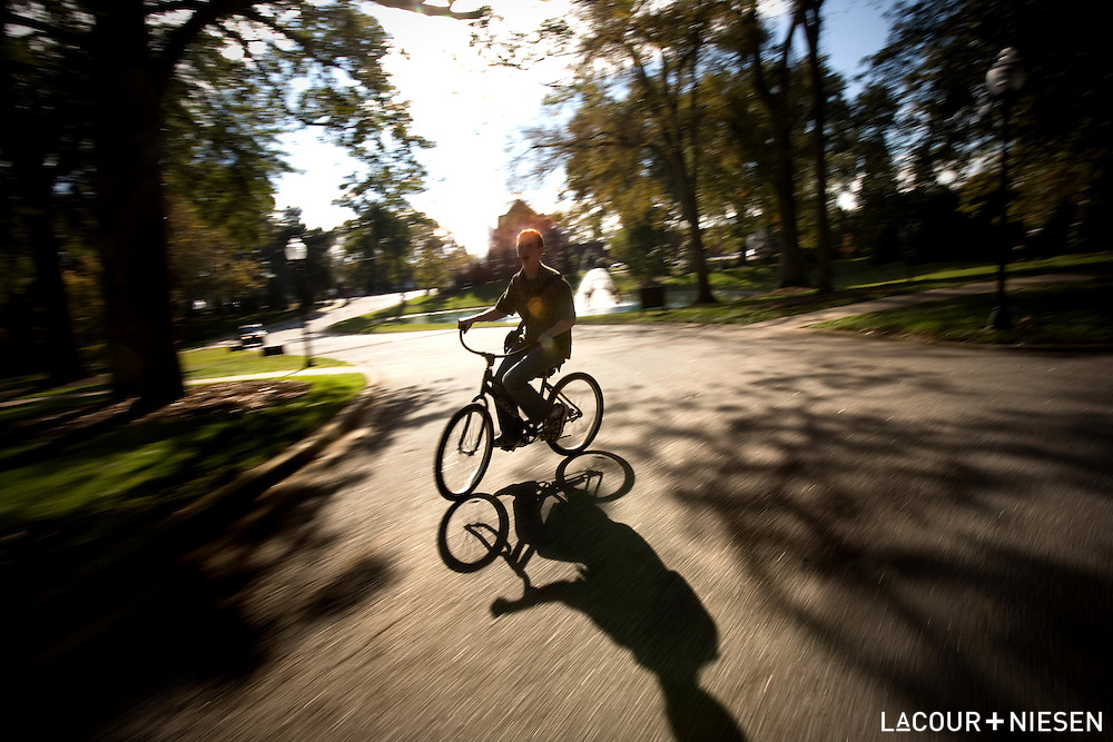 Viewbook photography for Wofford College, Spartanburg, S.C.