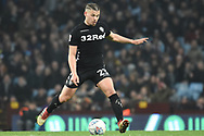 Leeds United midfielder Kalvin Phillips (23) during the EFL Sky Bet Championship match between Aston Villa and Leeds United at Villa Park, Birmingham, England on 13 April 2018. Picture by Alan Franklin.