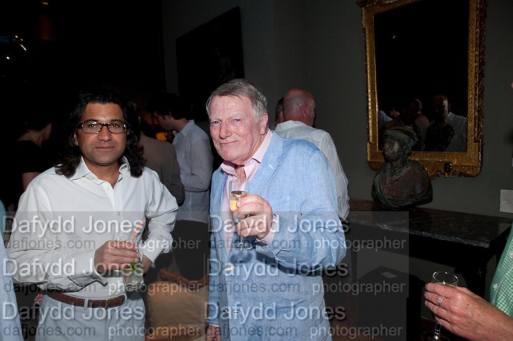 BRYAN ANGEL, Pimlico Road party. 22 June 2010. -DO NOT ARCHIVE-© Copyright Photograph by Dafydd Jones. 248 Clapham Rd. London SW9 0PZ. Tel 0207 820 0771. www.dafjones.com.