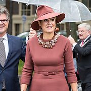 NLD/Utrecht/20191002 - Maxima bij Science Makers Awards, Koningin Maxima