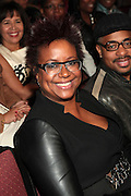 October 13, 2012- Bronx, NY: Media Personality Harriette Cole at the Black Girls Rock! Awards presented by BET Networks and sponsored by Chevy held at the Paradise Theater on October 13, 2012 in the Bronx, New York. BLACK GIRLS ROCK! Inc. is 501(c)3 non-profit youth empowerment and mentoring organization founded by DJ Beverly Bond, established to promote the arts for young women of color, as well as to encourage dialogue and analysis of the ways women of color are portrayed in the media. (Terrence Jennings)