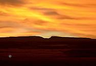 Sunrise on the high desert