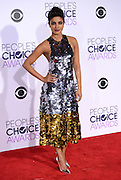 PRIYANKA CHOPRA at  the People's Choice Awards 2016 held at the ©Exclusivepix Media