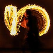 Moksha performs a fire dance at Art All Night DC. Photos by Maxine Naawu of Side Hustle Stories. www.sidehustlestories.net