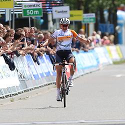 Lucinda Brand NK wielrennen Emmen 2015