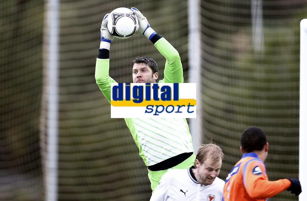 Fotball, 3. februar 2012 Copa del Sol<br /> Aalesund - Kalmar 2-1<br /> Petter Wastå , Kalmar