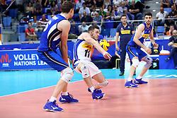 FABIO BALASO (ITALIA)<br /> ITALIA - SERBIA<br /> PALLAVOLO VNL VOLLEYBALL NATIONS LEAGUE 2019<br /> MILANO 21-06-2019<br /> FOTO GALBIATI - RUBIN