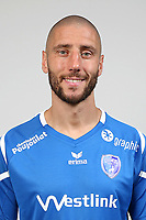 Laurent Agouazi during Photoshooting of Niort for new season 2017/2018 on September 12, 2017 in Niort, France. <br /> Photo : CNFC / Icon Sport