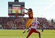 NCAA Football - Nebraska at Iowa State - November 6, 2010