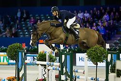Deusser Daniel, GER, Tobago Z<br /> Jumping Amsterdam 2018<br /> © Sharon Vandeput<br /> 26/01/18