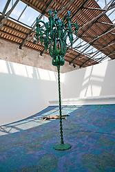 Jan Fabre - From The feet to the brain - exhibition in Venice for 53 Biennale of art 2009