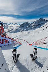 09.02.2017, St. Moritz, SUI, FIS Weltmeisterschaften Ski Alpin, St. Moritz 2017, Abfahrt, Herren, Training, im Bild Free Fall Start // The free fall start during the practice run of men's Downhill of the FIS Ski World Championships 2017. St. Moritz, Switzerland on 2017/02/09. EXPA Pictures © 2017, PhotoCredit: EXPA/ Alessandro Della Bella/ POOL