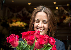 Kezia Dugdale Coming Up Roses | Edinburgh | 1 June 2017